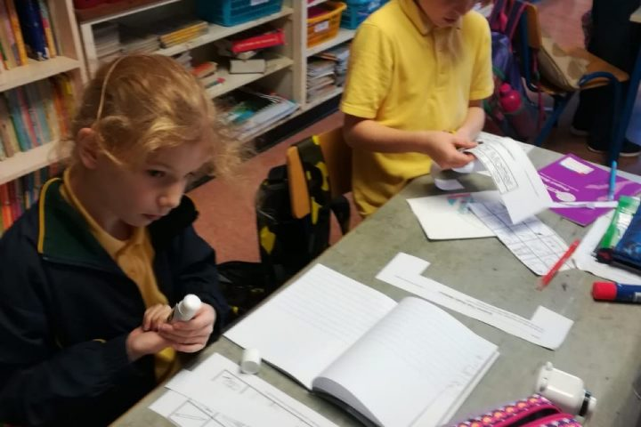 Science in 3rd Class