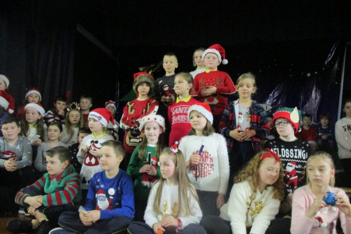 3rd Class Assembly!