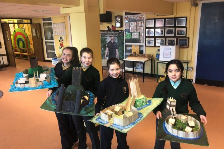 Motte & Bailey projects