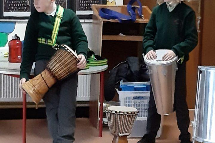 Samba in Ms Landers