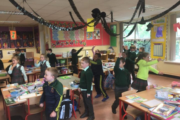 Half term in Ms Shelly & Ms Hegarty's Class